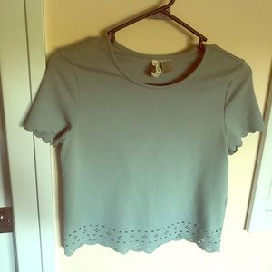 Forever 21 Pastel top!